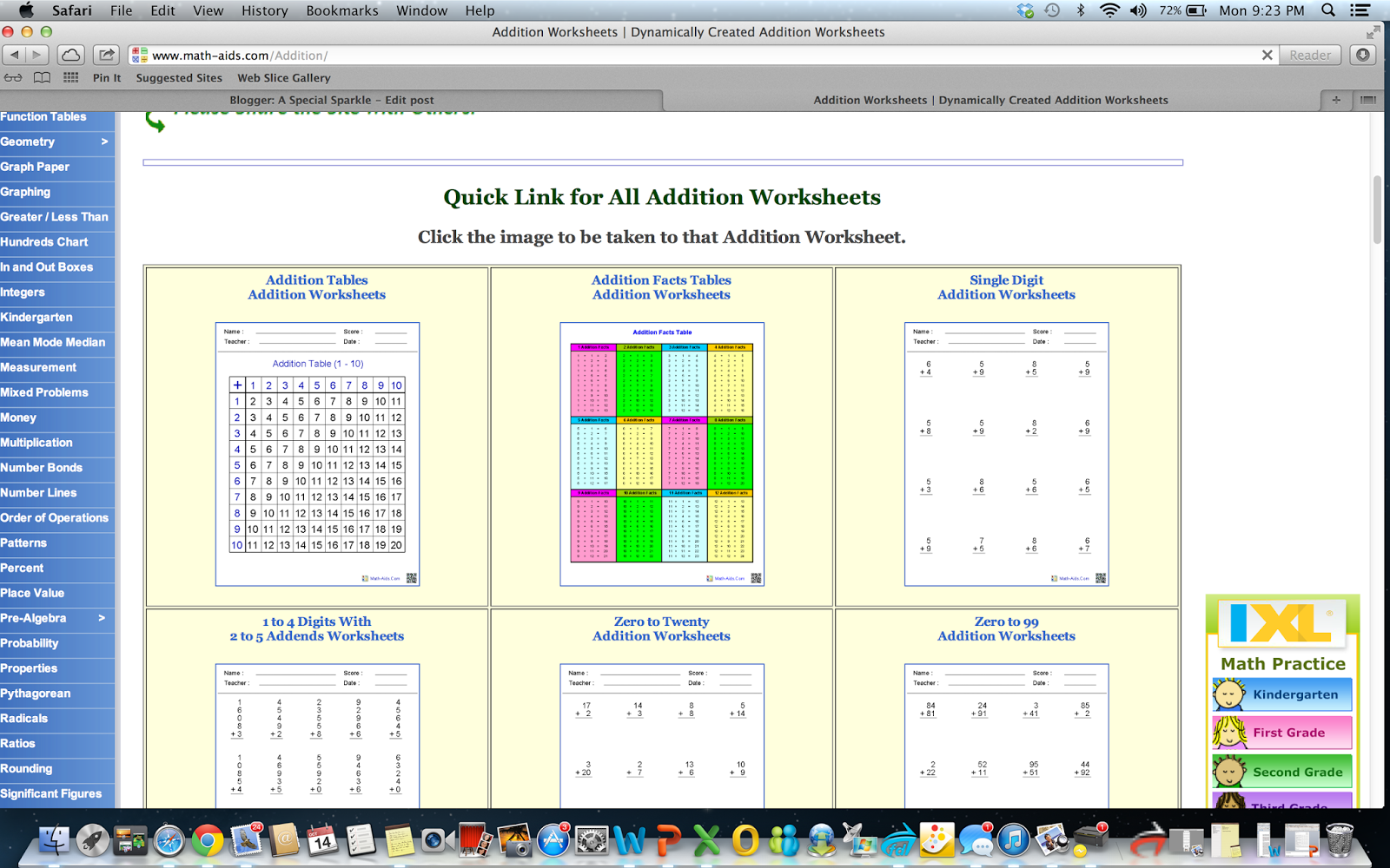 A Special Sparkle: Tracking student progress without the daunting ...