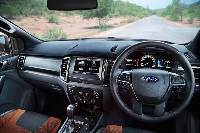 Khám phá công nghệ SYNC 2 trên Ford Ranger 2015