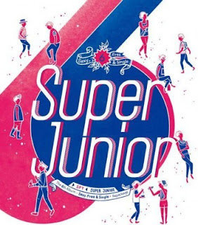 Super Junior SPY Cover