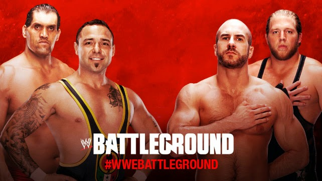 Preview:Santino Marella & The Great Khali vs. The Real Americans