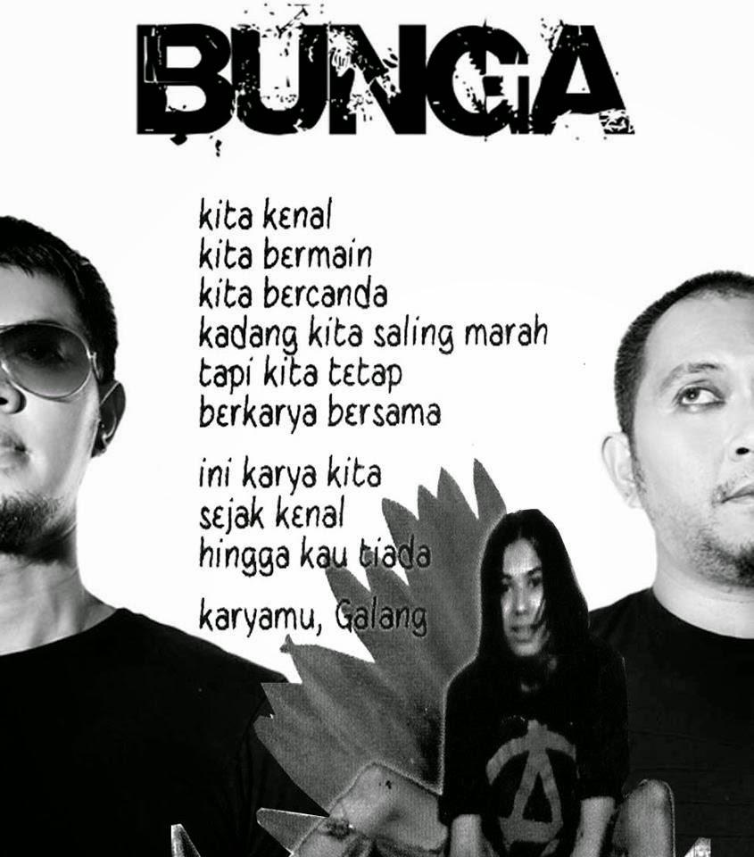 BUNGA band page