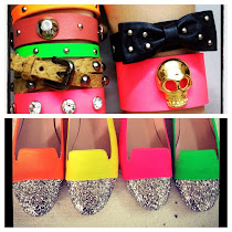 Neon loafer ve bleklklermz burada !