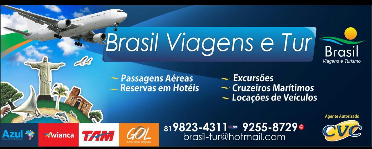 EM AGRESTINA, BRASIL VIAGENS E TUR.