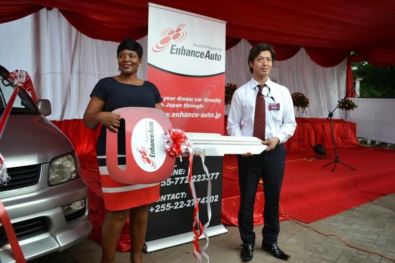 EnhanceAuto Tanzania - Magari kutoka Japan