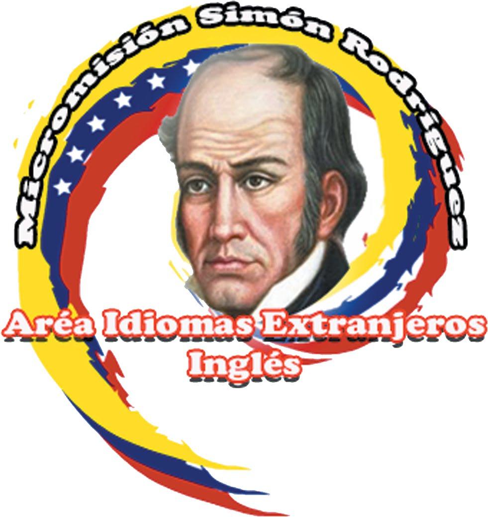 MmisionSimon Rodriguéz Inglés Caroni