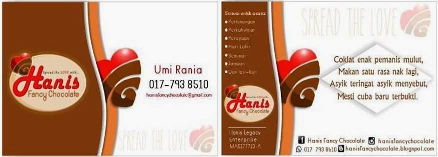 Hanis Fancy Chocolate