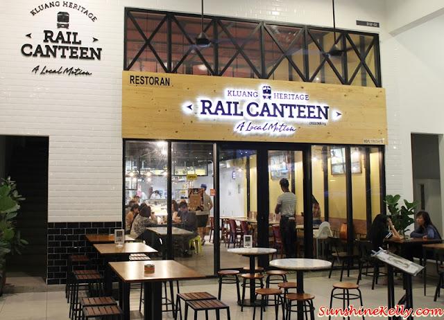 Rail Canteen, Authentic Taste From Kluang, Sunway Nexis, Best Nasi Lemak, Malaysia Local Food, Kopitiam Food, Rendang Kambing, Mee Rebus, Mee Kari, Kopi Cendol, Dragon Passion, Honey Passion, Roti Bakar, Sambal Bun Special, Sambal Sotong, Sambal Udang