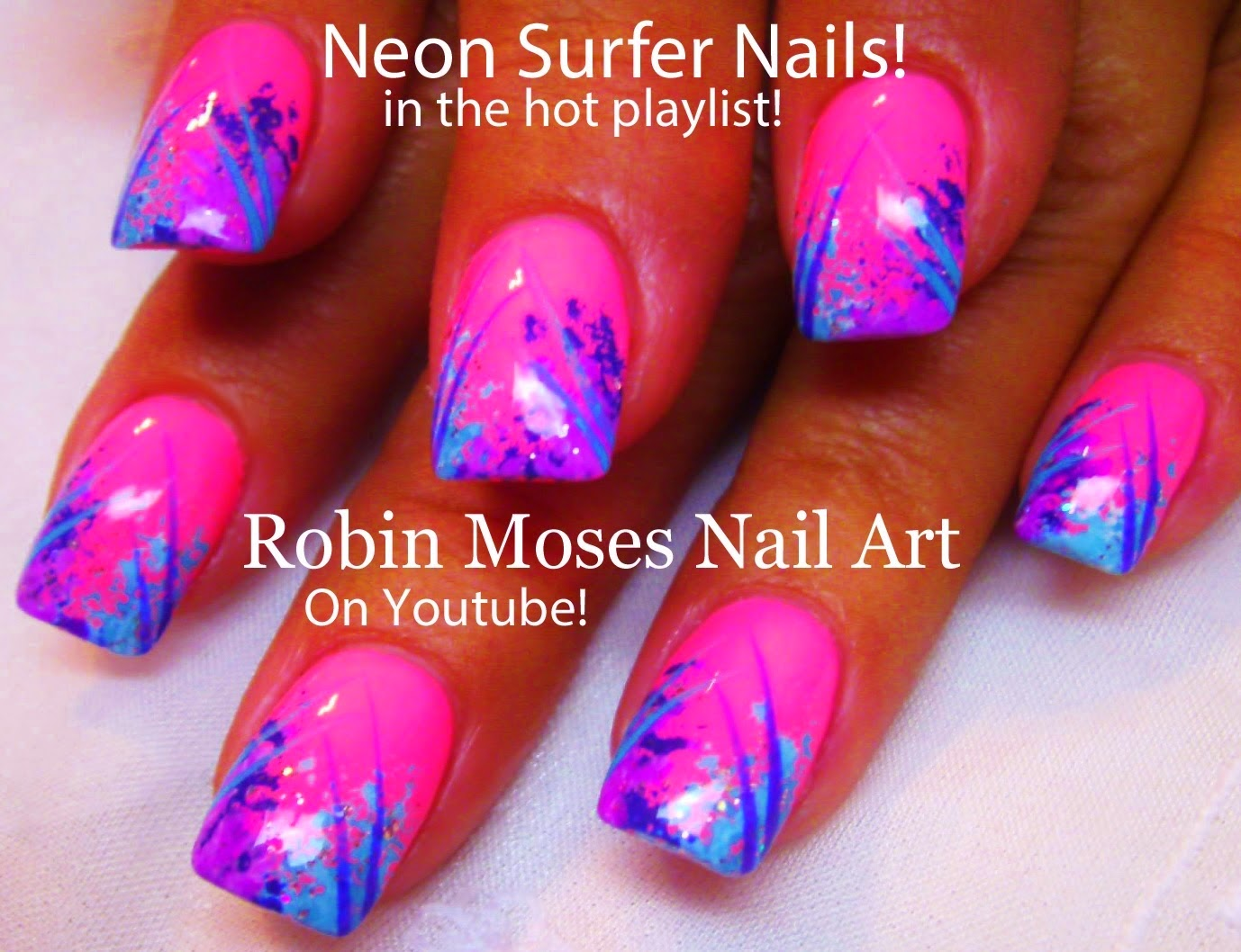 Nail designs that are easy to do yourself choice image nail art robin moses nail art april 2015 friday april 24 2015 prinsesfo choice image solutioingenieria Choice Image