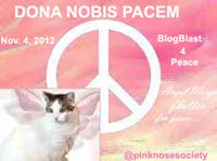 BLOGBLAST FOR PEACE 2012