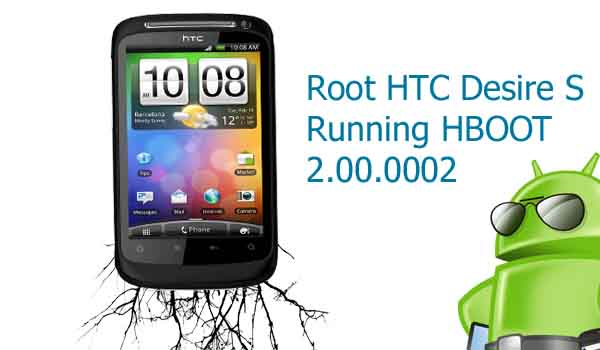 Cara Root HTC Desire S