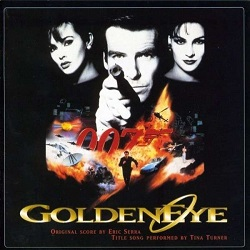 GoldenEye. Tina Turner