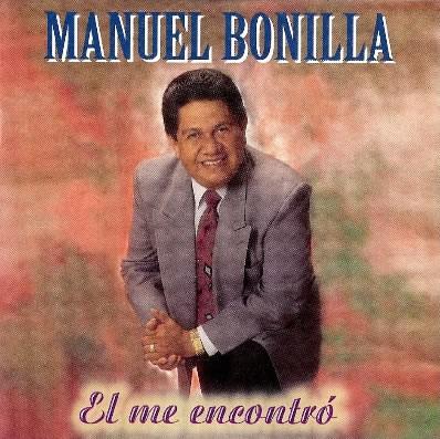 Manuel Bonilla-El Me Encontró-
