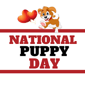National Puppy Day 2017
