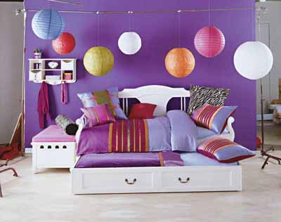 Ideas  Paintingbedroom on Teen Bedroom Decorating Ideas 1 Jpg