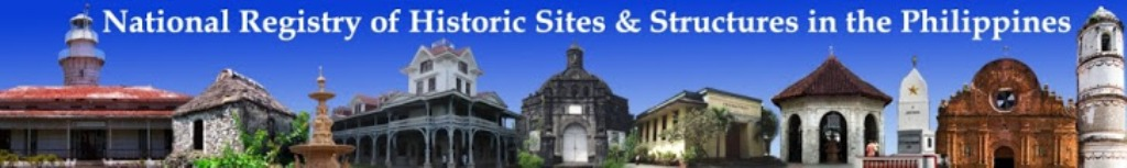 National Registry of Historic Sites and Structures in the Philippines