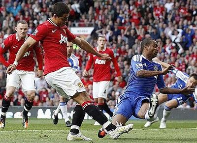 Javier Hernandez injury again after face Chelsea