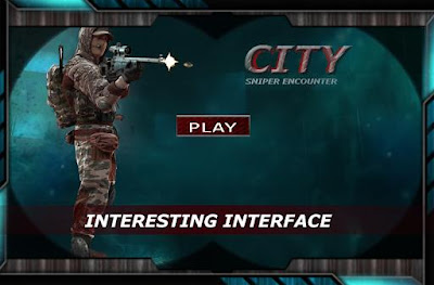 Frontline City Sniper Modern 1.0 Game for Android Terbaru 2016
