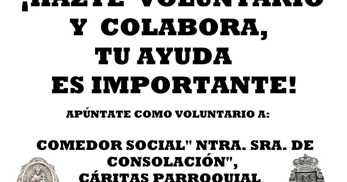 Consolaci n de cartaya el comedor social una realidad for Proyecto comedor social