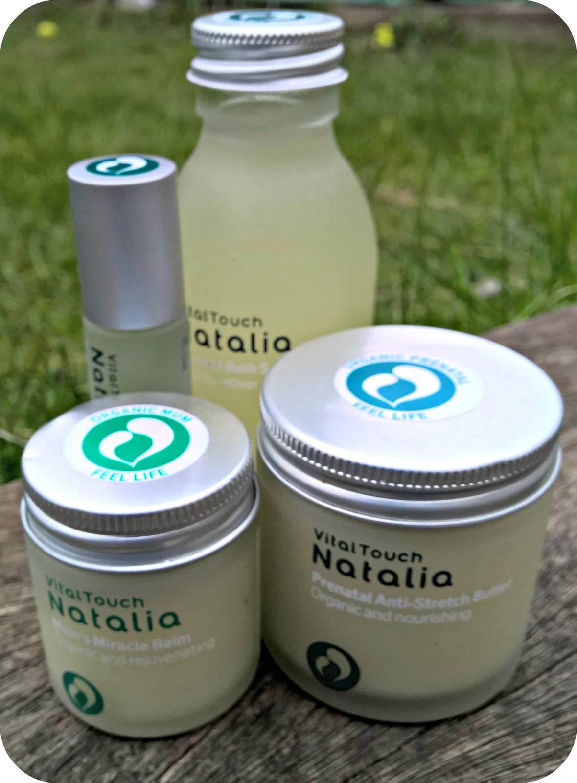 Vital Touch Natalia Pregnancy Skincare