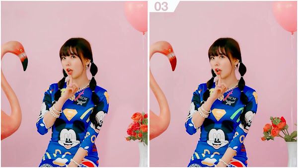 Orange Caramel My Copycat Raina