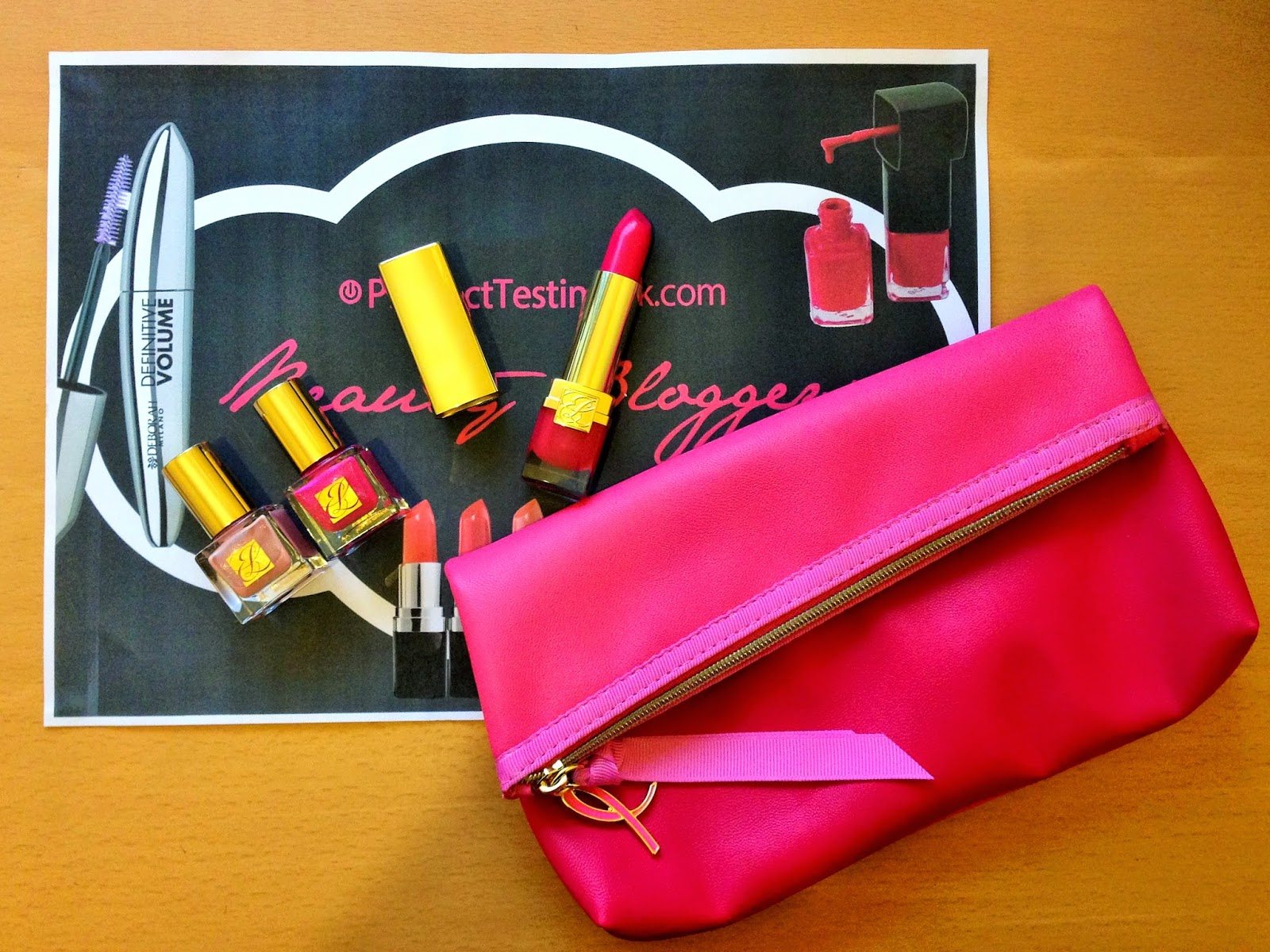 Estee Lauder Dream Pink Collection for Breast Cancer Awareness