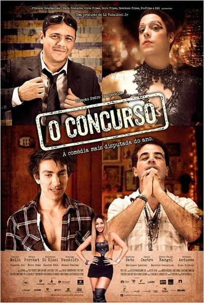 Download Filme O Concurso – DVDRip AVI e RMVB Nacional