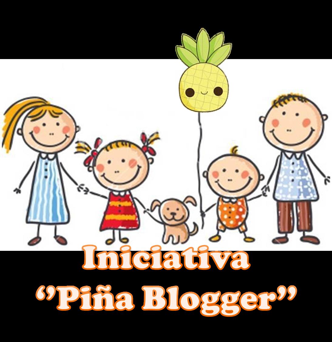 Iniciativa ''Piña Blogger''
