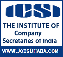 Institute of Company Secretaries of India, Government jobs in ICSI, Sarkari naukri