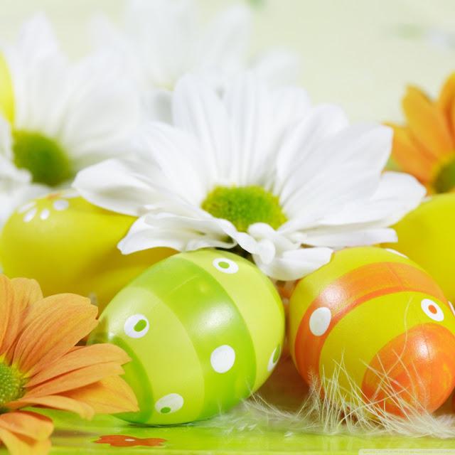 Easter iPad wallpaper 07