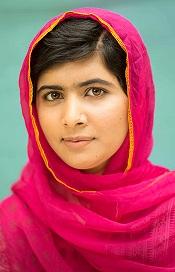 Malala un ejemplo