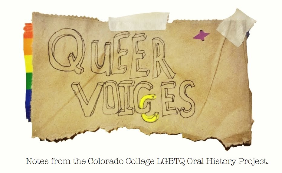 Queer Voices: The CC LGBT History Project
