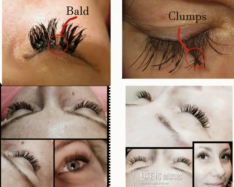 Bashful Lash Llc Q A Eyelash Extensions