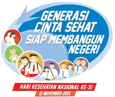 12 November diperingati sebagai Hari Kesehatan Nasional