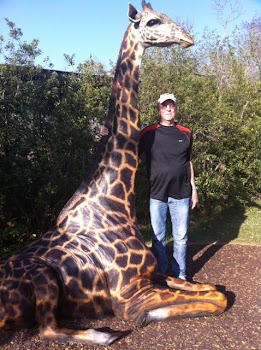 Joe and a Giraffe Model