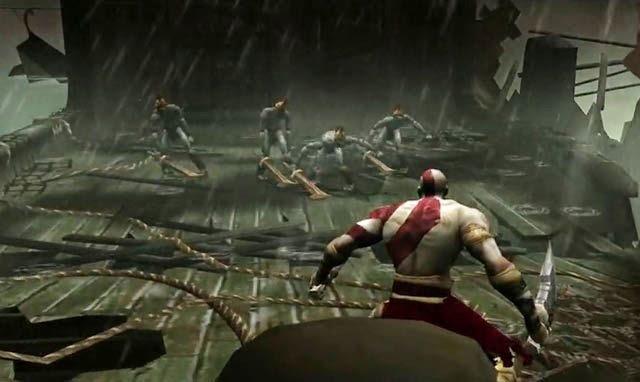 God of War 1 PC Game full version