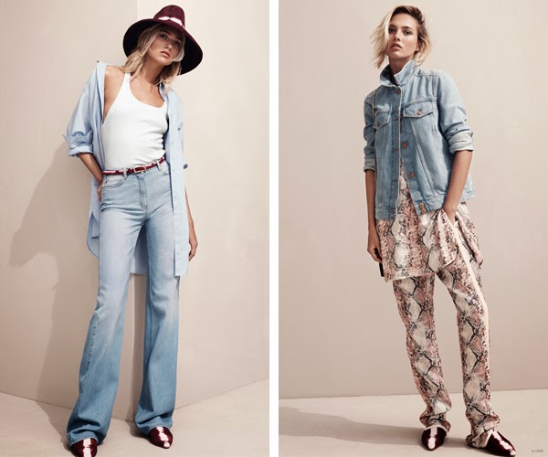 H&M Studio primavera verano 2015 ropa accesorios mujer
