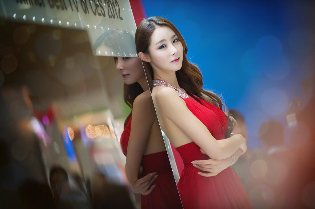 xxx nude girls: Nam Eun Ju - P&I 2012