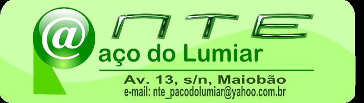 :::: NTE  de Paço do Lumiar ::::