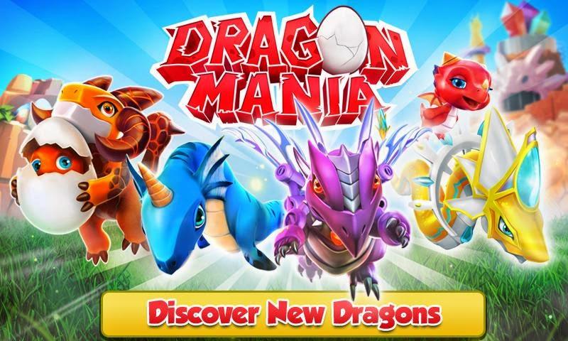 Dragon Mania 4.0.0 MOD APK (Unlimited Coins/Gems)