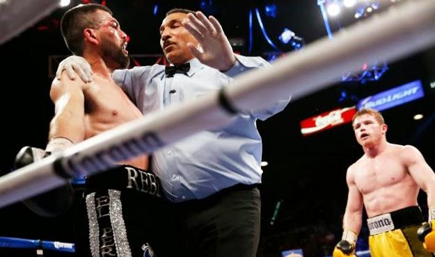 Saúl 'Canelo' Álvarez vs. Alfredo 'Perro' Angulo, desde Las Vegas, Nevada 2014 | Ximinia