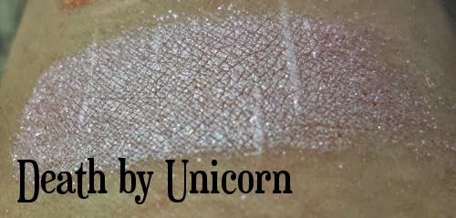 Darling Girl Death by Unicorn Swatch