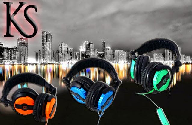 Kusky Premium GloSync Headphones
