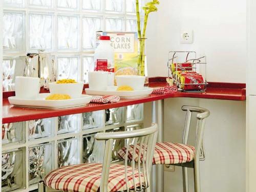 Decora y disena desayunadores para cocinas peque as for Cocinas pequenas con isla y desayunador