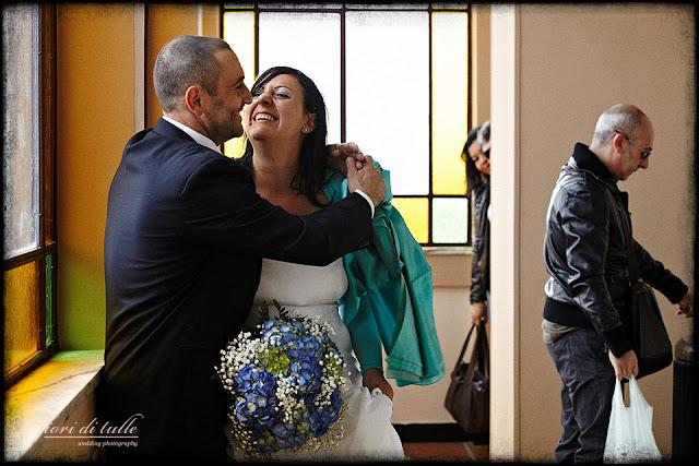 foto matrimonio Genova Castelletto