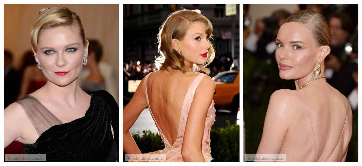 peinados sensuales 2014 Gala Met