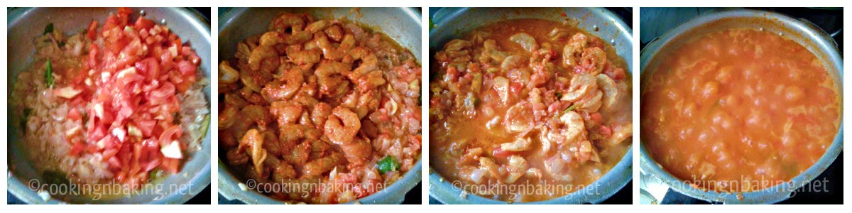 Red Prawn Curry | How to make Red Prawn Curry
