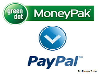 Add money to paypal via MoneyPak