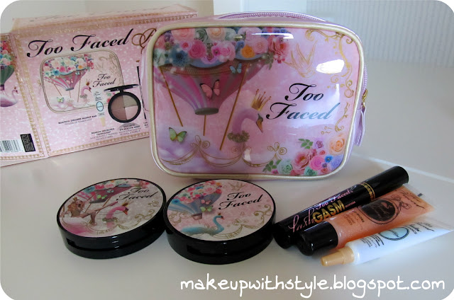 """makyaj seti"",""too faced"""