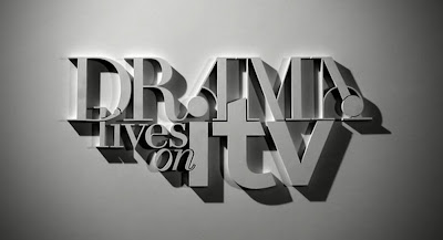 Drama Lives on ITV Logo