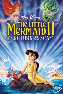 Hindi Dubbed Animation The Little Marmaid 2 (2000) DVDRIP